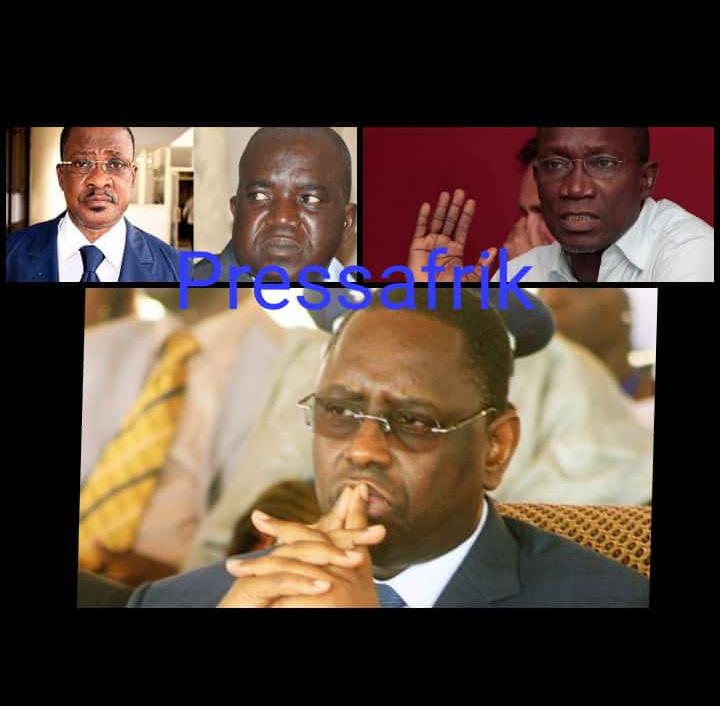 La Lettre du Continent fait des révélations sur le remaniement repoussé et les entrées ratées de Madické Niang, Omar Sarr et Amadou Sall dans le gouvernement