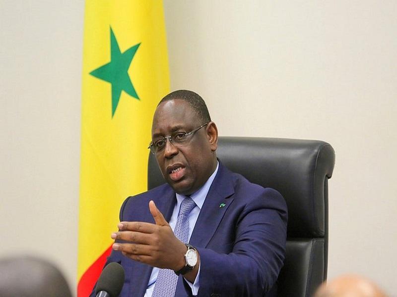 Discours à la Nation 3 avril : Macky annonce le remboursement des crédits de TVA de certaines entreprises
