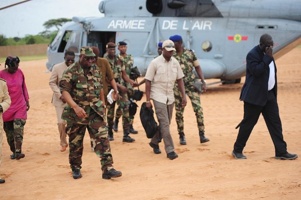 Aide alimentaire d'urgence: Macky Sall envoie l'Armée au chevet des populations
