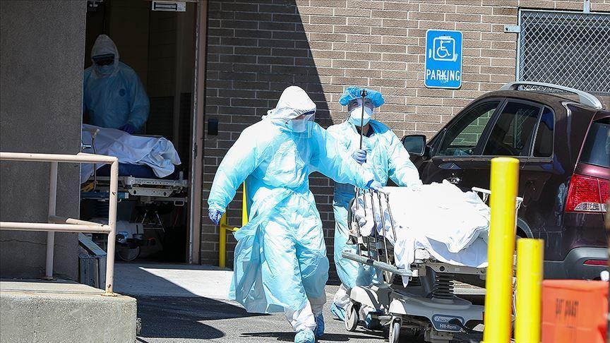 États-Unis : Près de 13 000 décès dus au Covid-19