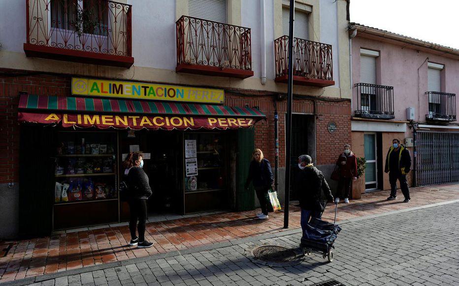 Coronavirus : 757 morts en 24 heures en Espagne, deuxième jour de hausse consécutif