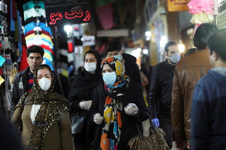 Iran: levée partielle du confinement pour permettre un redémarrage de l'économie