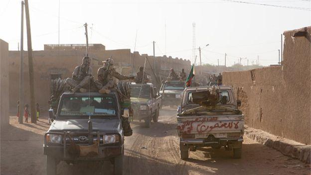Le Tchad va continuer sa participation aux opérations militaires en Afrique