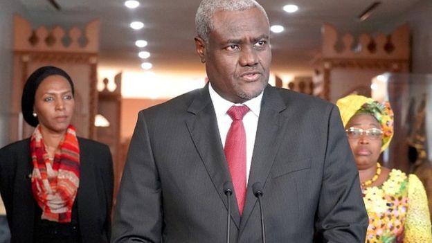 L'Union Africaine au secours des africains basés en Chine
