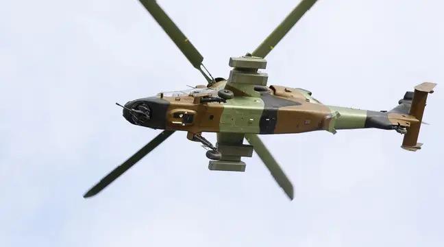 Hautes-Pyrénées : deux morts et cinq blessés dans le crash d'un hélicoptère militaire