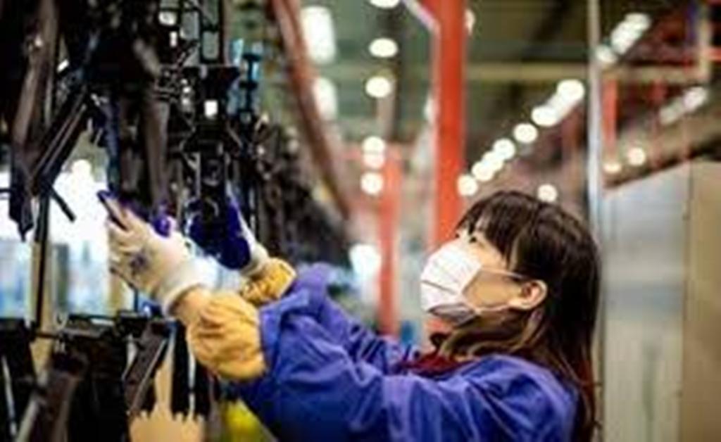Coronavirus: L'économie chinoise s'effondre au 1er trimestre