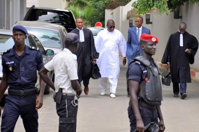 Trafique des biens mal acquis : la demande de mainlevée de saisie conservatoire d'Abdoulaye Baldé rejetée par la Crei