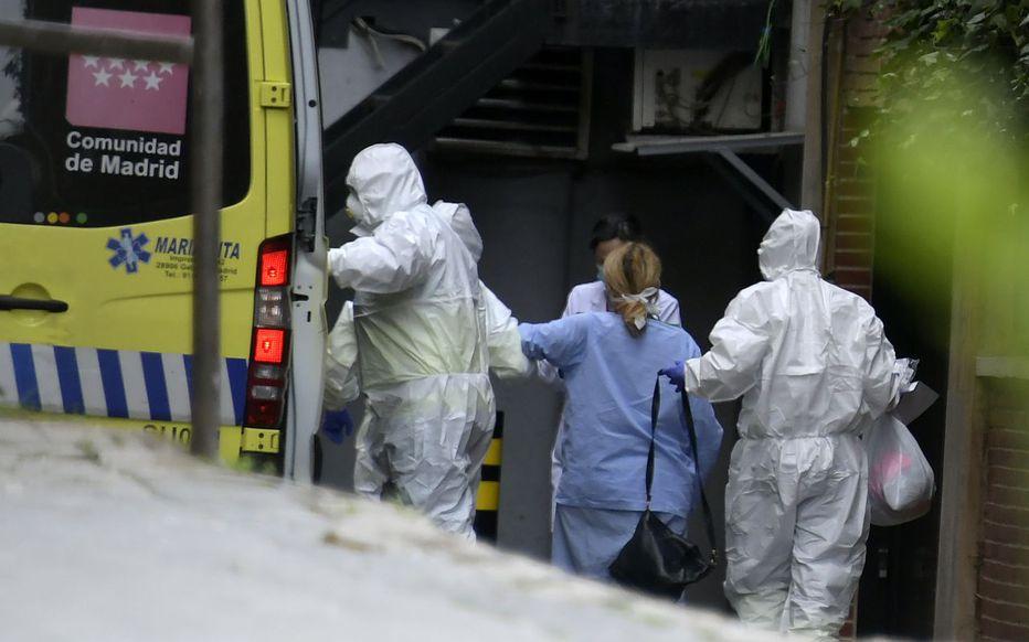 Coronavirus: L'Espagne a franchi le cap des 20.000 morts, troisième pays le plus endeuillé du monde