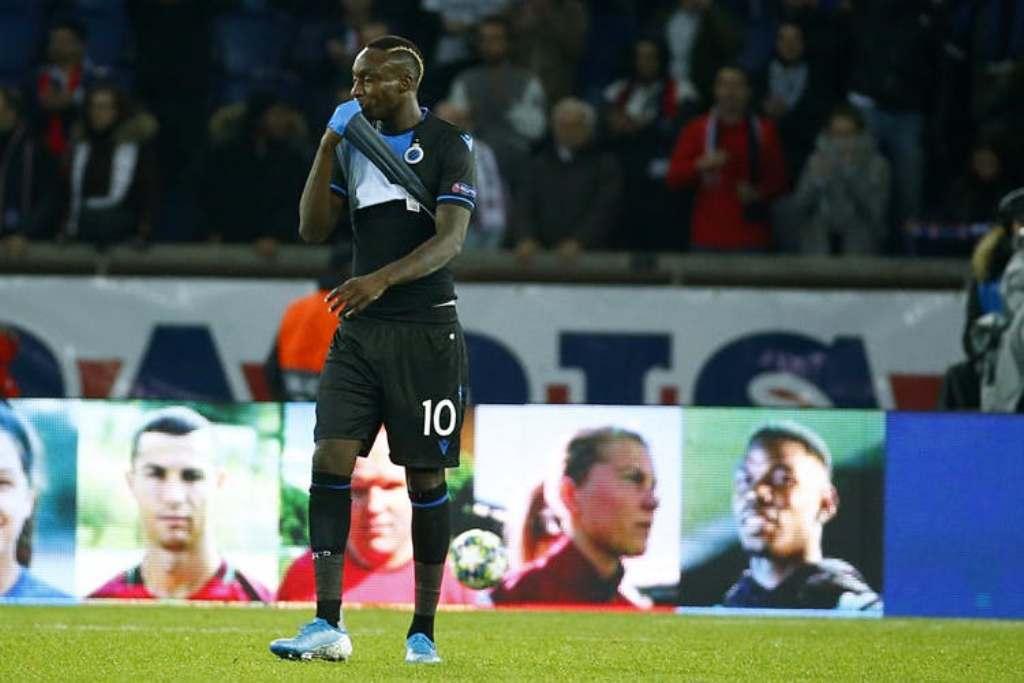 En difficulté au FC Bruges où il est en prêt, Mbaye Diagne sur l'obligation d'accepter la condition de recrutement de Nottingham Forest