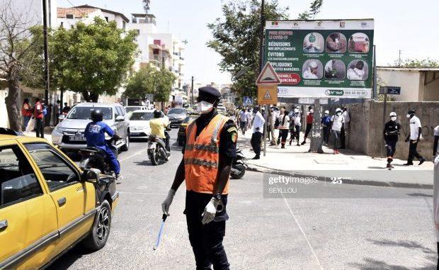 Non-respect du port de masque: les récalcitrants vont payer une contravention de 3000 Fcfa