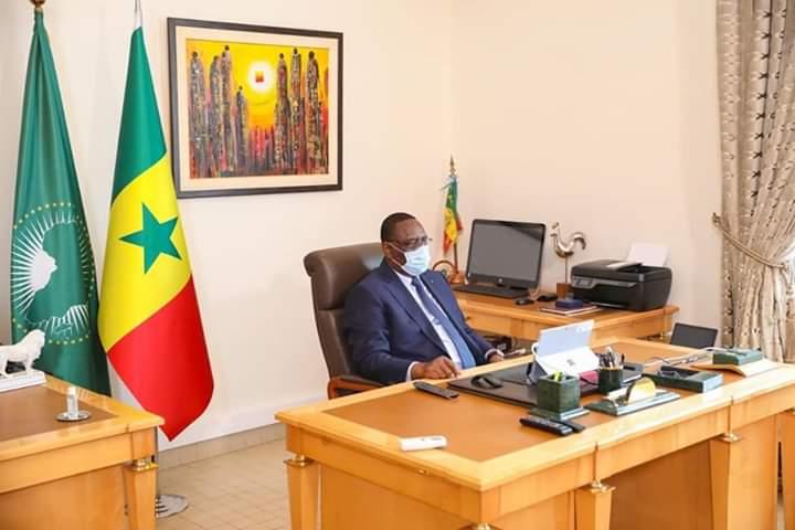 #UnionAfricaine : Macky choisi pour diriger la Task force des négociations pour l'annulation de la dette