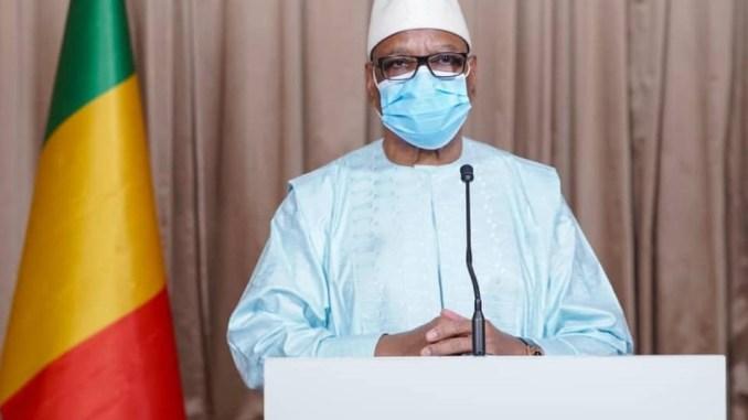 Mali: la Présidence dément une contamination de IBK au Coronavirus