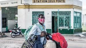 Coronavirus : au Bénin, la vie au quotidien avec le masque