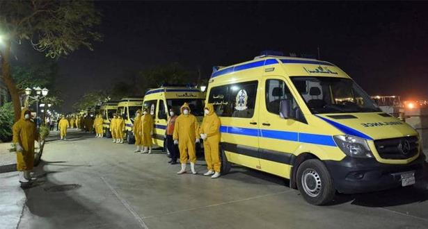 Coronavirus: l'Egypte renouvelle l'état d'urgence pour 3 mois
