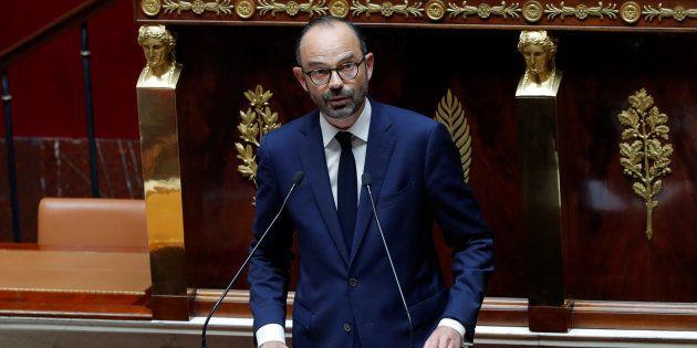 """Plan de déconfinement du 11 mai : toutes les annonces, Edouard Philippe surprend avec """"une carte"""""""