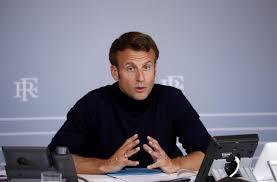 Macron promet aux Français qu'ils retrouveront «des 1er Mai joyeux et chamailleurs»