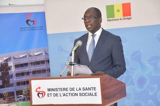 """Le ministre Abdoulaye Diouf Sarr alerte: """"L'épidémie ne faiblit pas au Sénégal, elle a quintuplé en 30 jours"""""""
