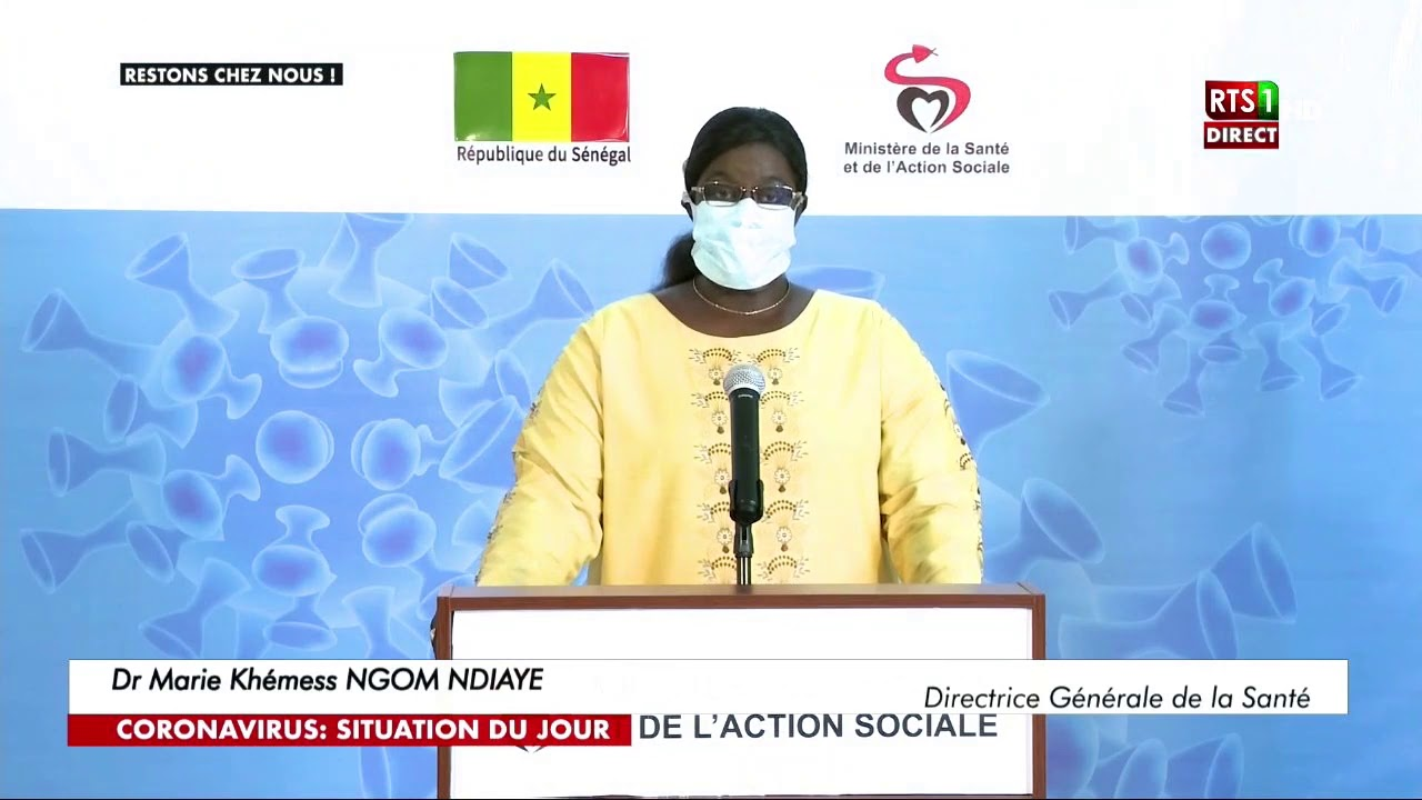 Sénégal - Lutte contre le Coronavirus: Les deux nouvelles mesures phares du point mensuel