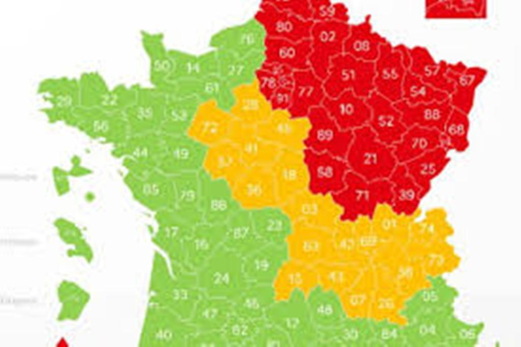 Coronavirus : carte de France, nombre de morts, où en est la pandémie ?