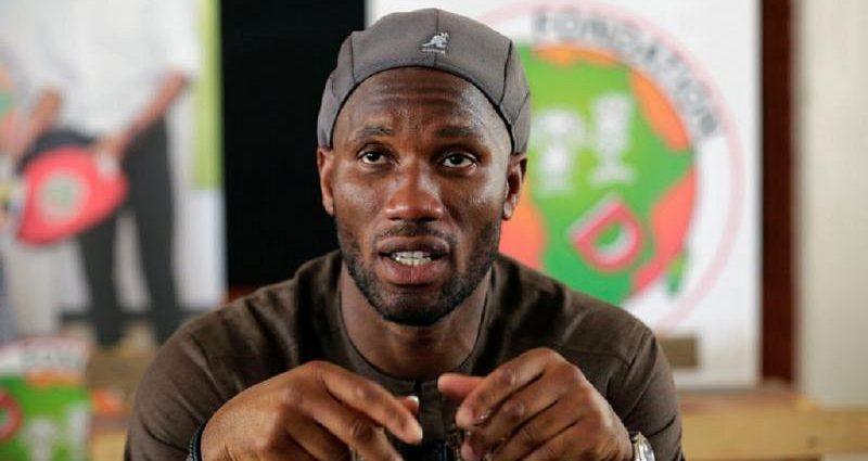 Présidence FIF: le journaliste sportif Salif Diallo décrypte les chances de Didier Drogba lâché par ses pairs
