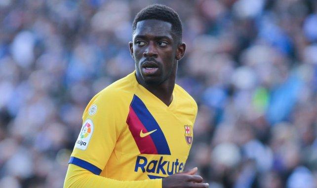 Barça, coronavirus : pas de test pour Ousmane Dembélé
