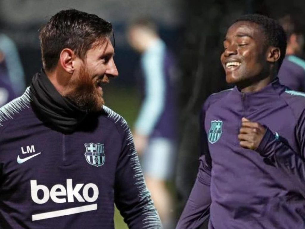 C'est terminé entre Moussa Wagué et l'OGC Nice ! Le Sénégalais retourne au Barça