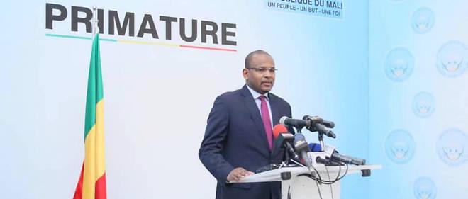 Mali: le Premier ministre annonce plusieurs mesures dont la levée du couvre-feu