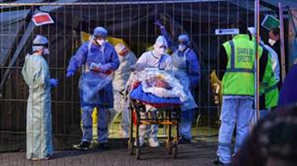 Coronavirus dans le monde, 776 morts aux Etats-Unis en 24h