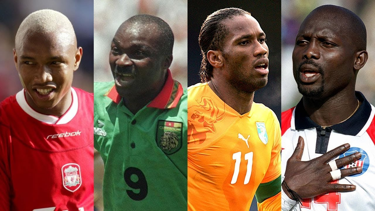 Okocha, Weah, Eto'o… le meilleur onze africain de l'histoire