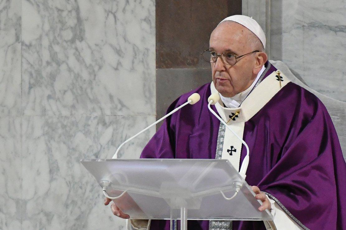 En plein ramadan, le Pape François appelle au jeûne et à la prière jeudi 14 ma