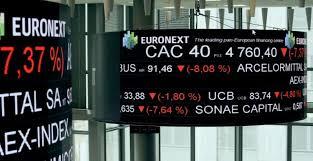 La Bourse de Paris ouvre en nette baisse (-1,17%) à 4.294,01 points