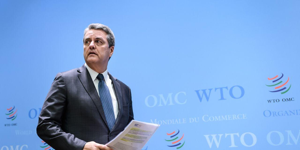 Le chef de l'OMC démissionne en pleine crise du Covid-19