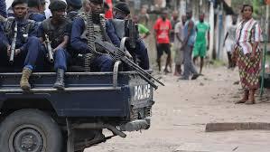 RDC: HRW dénonce un usage excessif de la force contre les Bundu dia Kongo