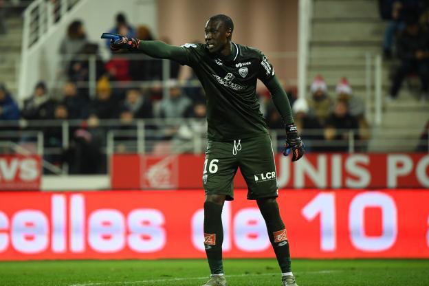 Alfred Gomis, meilleur gardien de Ligue 1, selon le Directeur sportif de Dijon