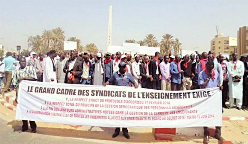 Reprise des cours : les syndicalistes du G7 de Mbacké écartés de la réunion préparatoire