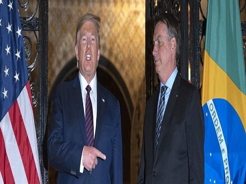 Trump interdit aux voyageurs venant du Brésil d'entrer aux États-Unis