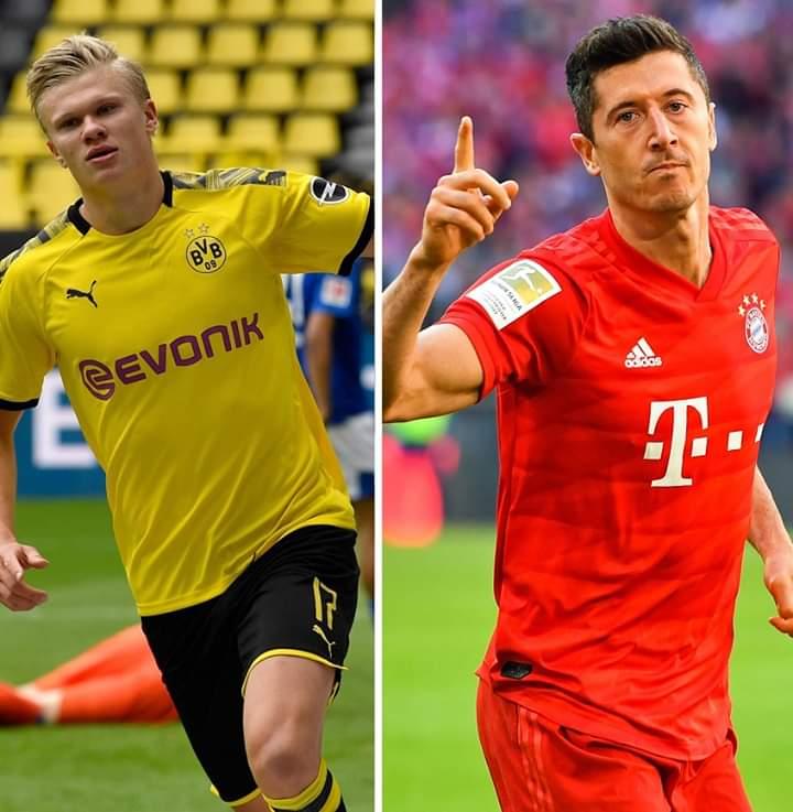 Covid-19: Dortmund - Bayern, le premier grand choc de la reprise