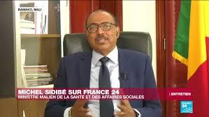 """Michel Sidibé, ministre malien : """"Hormis le Covid-19, d'autres pathologies sont tueuses en Afrique"""""""