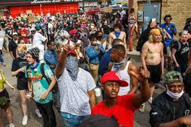 Aux Etats-Unis, deuxième soirée de manifestations après la mort de George Floyd aux mains de la police