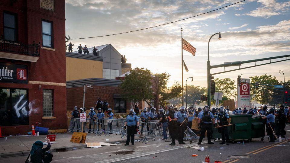 Etats-Unis : nouvelles manifestations après la mort de George Floyd