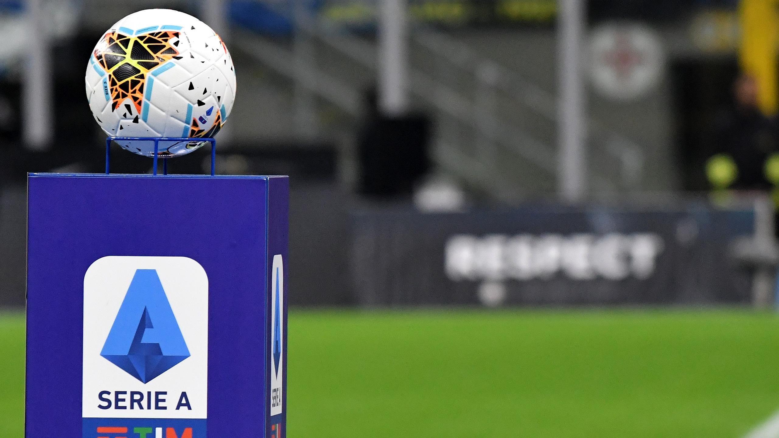 Le championnat italien va reprendre le 20 juin