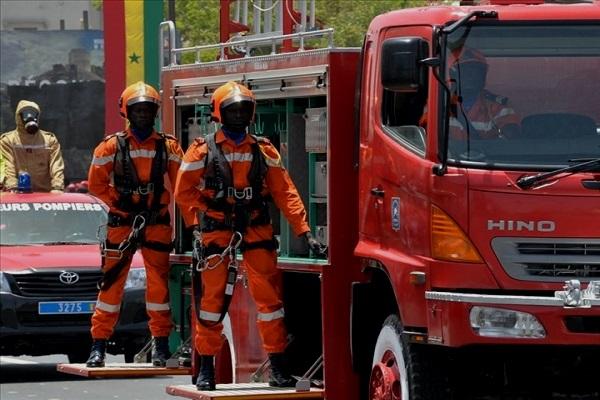 Opposition des populations à l'inhumation de personnes décédées de Covid-19: la Brigade nationale des Sapeurs pompiers rassure et appelle à un comportement respectueux