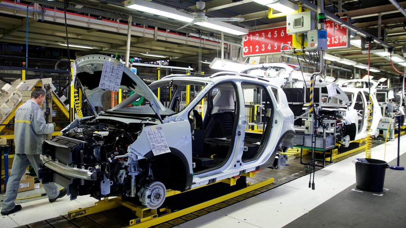Renault supprime 15 000 emplois dans le monde, dont 4 600 en France