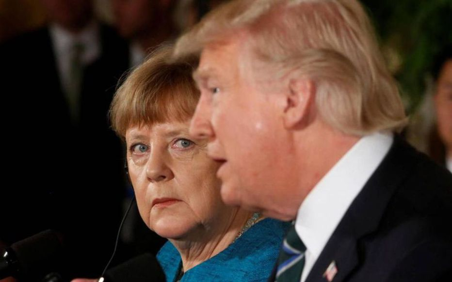 Tenue d'un G7 à Washington: Angela Merkel dit non à Donald Trump