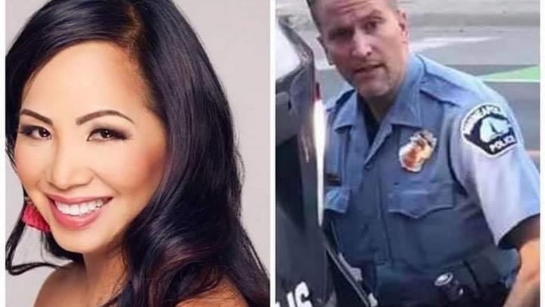 Meurtre de George Floyd : L'épouse du policier inculpé demande le divorce