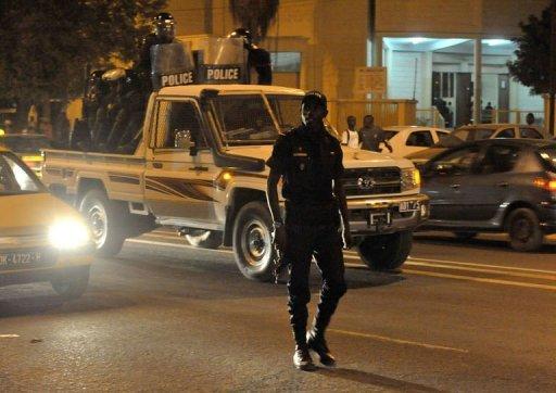 Kaolack : le jeune manifestant percuté par un véhicule de la police est hors de danger