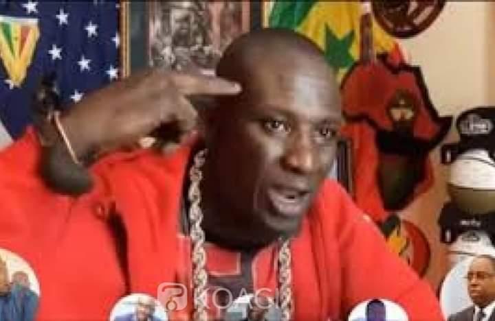 Assane Diouf a été placé sous mandat de dépôt
