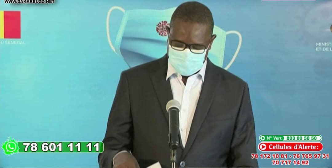 """Coronavirus au Sénégal: """"46% des cas graves décèdent """", selon le Directeur du SAMU"""