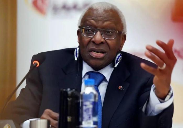 """Athlétisme : à son procès, Diack explique avoir voulu """"sauver"""" la Fédération internationale"""