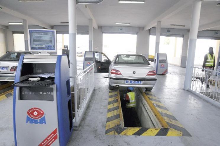 Ré-immatriculation des véhicules importés : reprise des opérations de contrôle, mardi